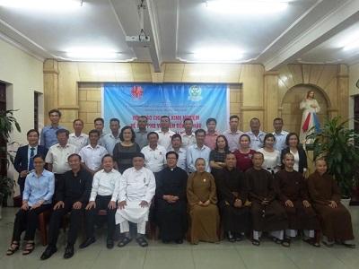Caritas Hải Phòng: Hội thảo chia sẻ kinh nghiệm giữa các tôn giáo về ứng phó với biến đổi khí hậu và giảm nhẹ rủi ro thiên tai