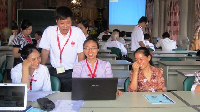 Nhật ký khóa Viết dự án và lập kế hoạch tại Bùi Chu - ngày 3