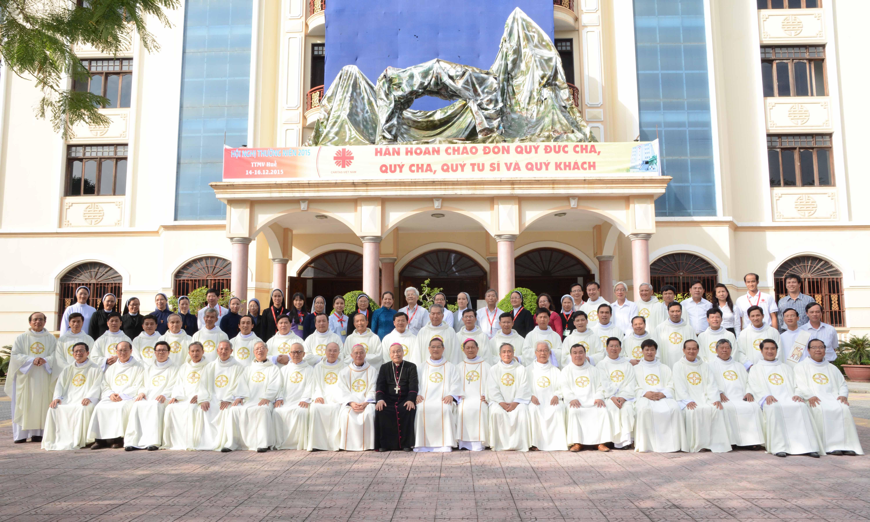 Caritas Việt Nam: HNTN 2015