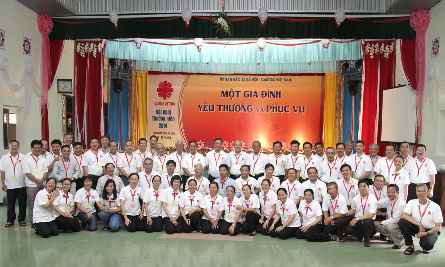 Caritas Việt Nam: HNTN 2014