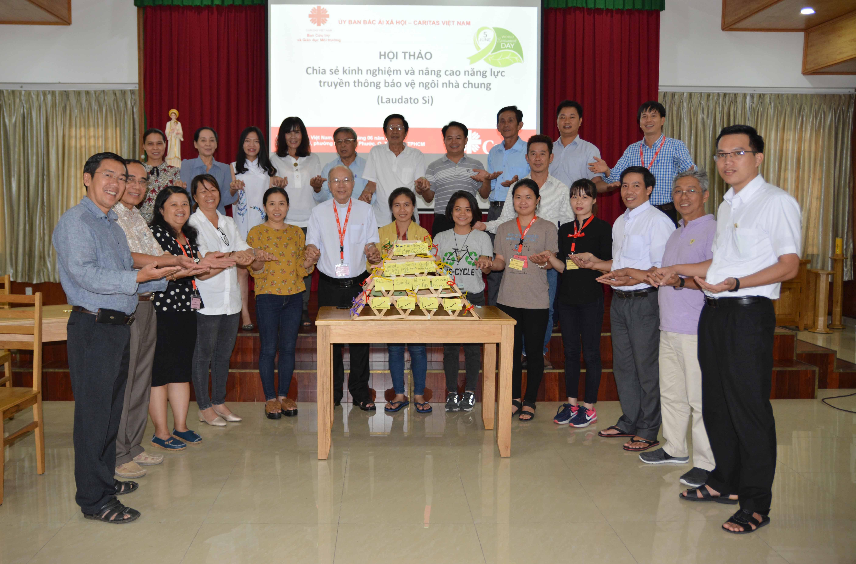 Ban Bảo Vệ Môi Trường Caritas Việt Nam