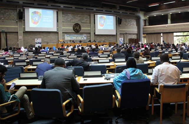 Thế hệ Laudato sì ở Nairobi