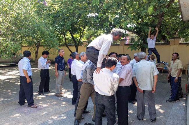 Caritas Huế: Tập huấn kỹ năng Quản Lý Nhóm