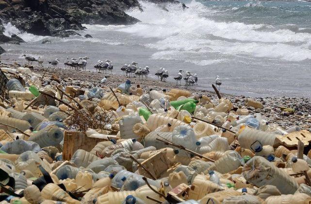 Caritas Papua New Guinea báo động về nhựa