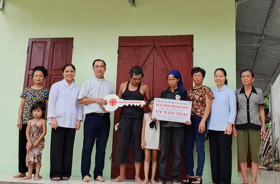 Caritas Thanh Hoá: Ngôi nhà yêu thương
