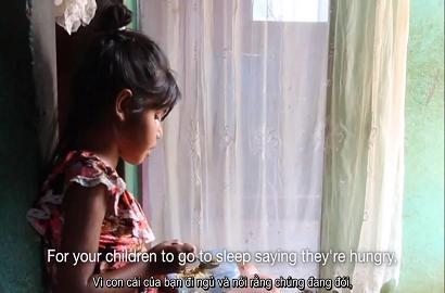 Caritas tại Venezuela giúp trẻ suy dinh dưỡng
