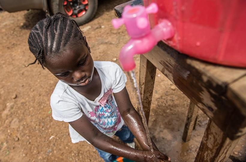 Caritas Tăng Cường Nỗ Lực Để Ngăn Chặn Sự Bùng Phát Dịch Bệnh Ebola ở Congo