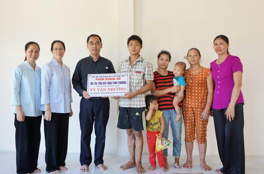 Caritas Thanh Hoá: Mái ấm ươm mầm hi vọng