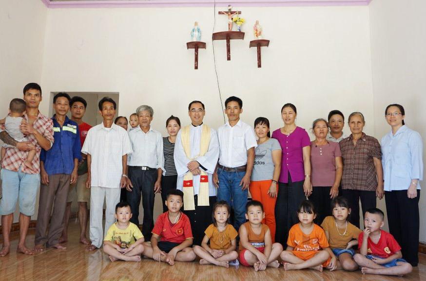 Caritas Thanh Hoá: Một tấm lòng trao đi - Một cuộc đời ở lại