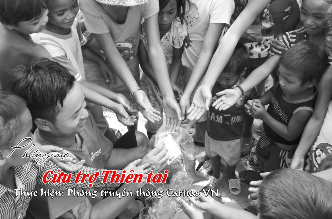 Caritas Việt Nam: Phóng sự Cứu Trợ Thiên Tai