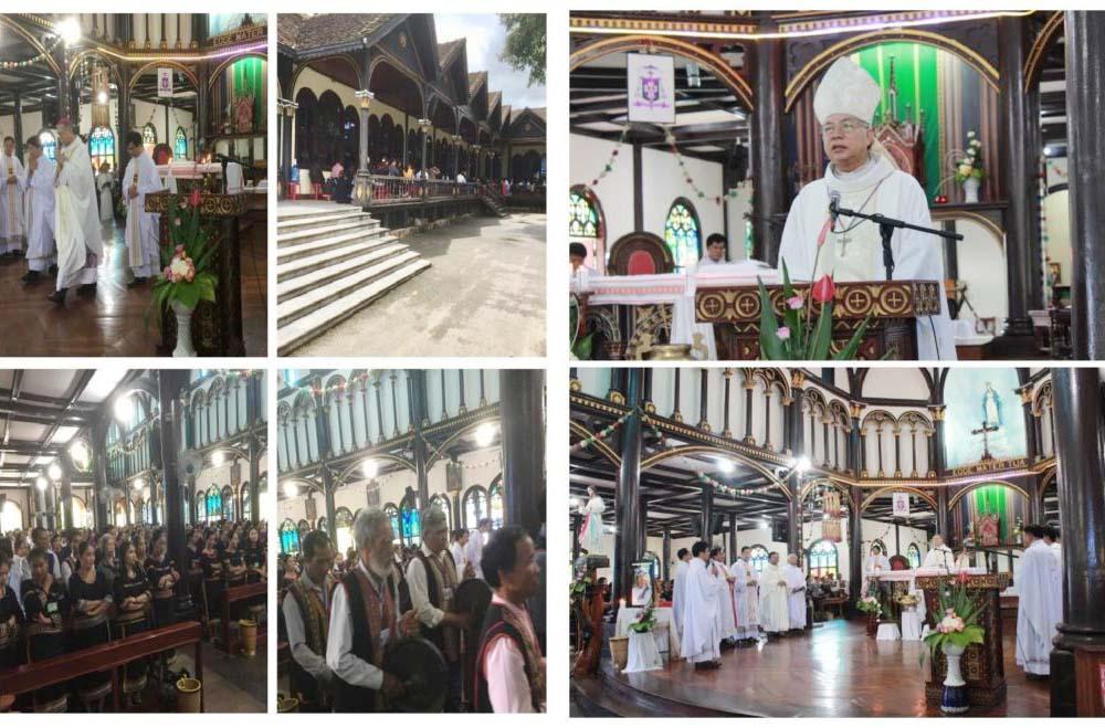 Lễ Kính Thánh Têrêxa Calcutta – Bổn Mạng Caritas Kon Tum