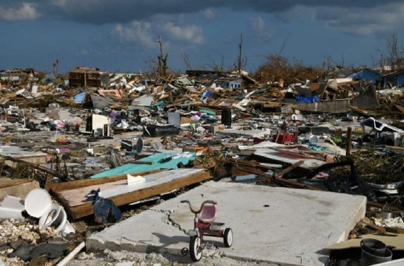 ĐTC Phanxicô chia sẻ nỗi đau với các nạn nhân của bão Dorian