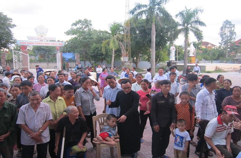 Caritas Vinh: Ngày Ra Mắt Câu Lạc Bộ Người Khuyết Tật tại Giáo Xứ Yên Thịnh