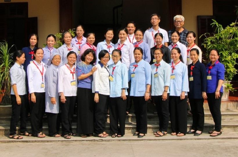 Caritas Việt Nam: Tổ Chức Khoá Tập Huấn