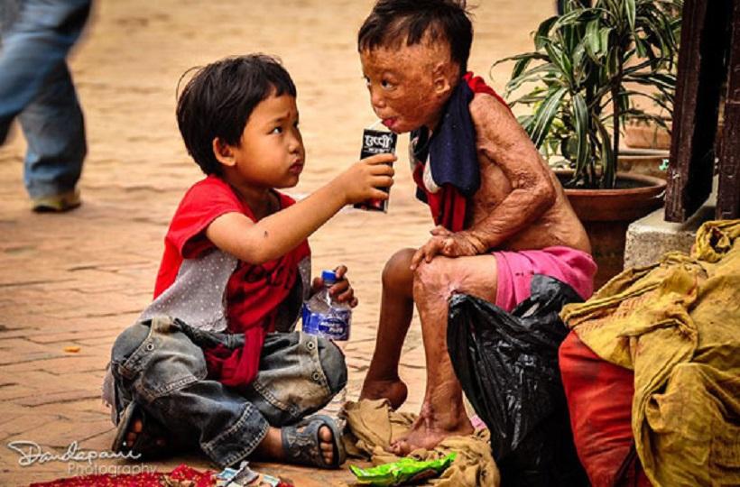 Lời Kinh Xin Mở Cánh Cửa Trái Tim Con Nhân Ngày Thế Giới Vì Người Nghèo