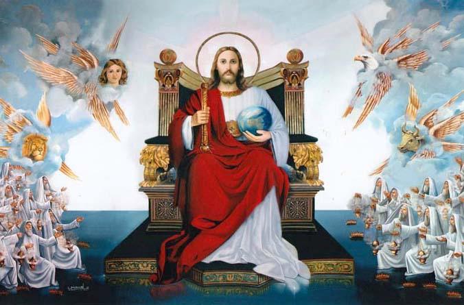 Lễ Chúa Giêsu Vua
