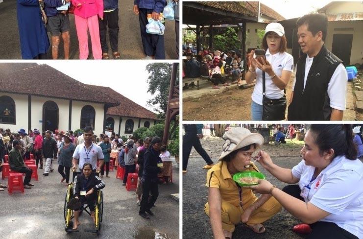 Caritas Kon Tum: Cuộc Xuất hành mới