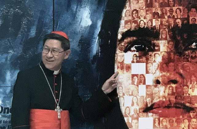 Đức Hồng Y Tagle: Mùa Vọng là thời gian của yêu thương và cử hành