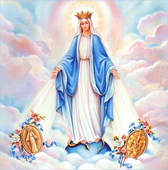 Lễ Đức Mẹ Vô Nhiễm Nguyên Tội