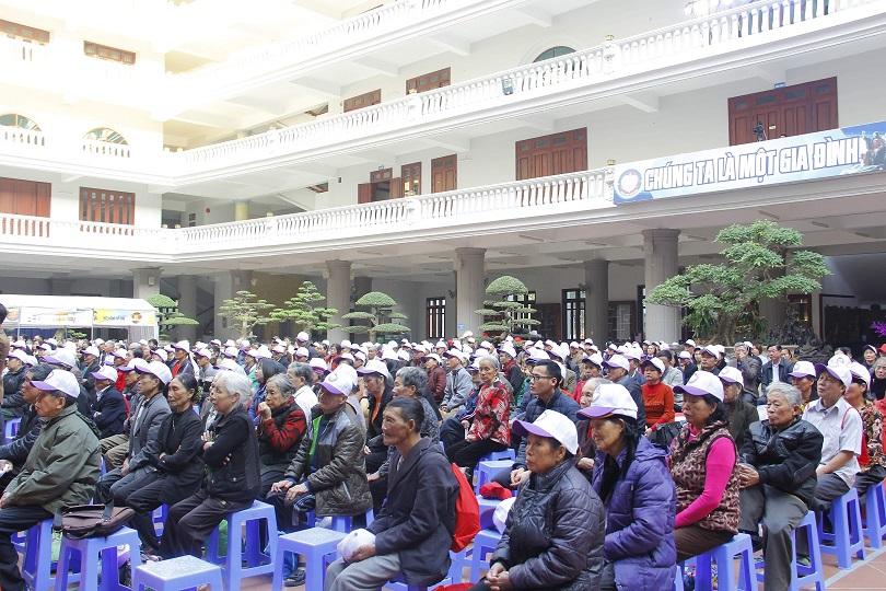 Caritas Thái Bình: Ngày Hội Nhập Bệnh Nhân Phong