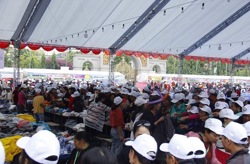 Caritas Thái Bình: Đại Hội Dành Cho Người Khuyết Tật