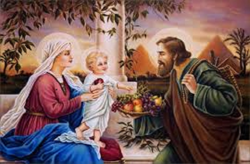 Lễ Thánh Gia Thất
