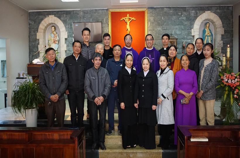 Caritas Thanh Hoá- Thắp Sáng Niềm Tin Để Họ Tìm Về