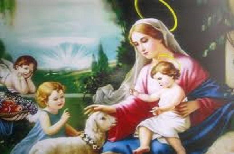 Lễ Đức Mẹ là Mẹ Thiên Chúa