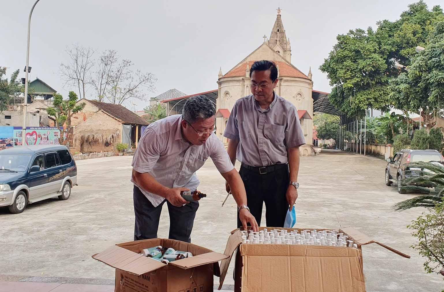 Caritas Bắc Ninh: Xin giúp đỡ giáo dân Giáo phận Bắc Ninh giữa tâm dịch Covid-19