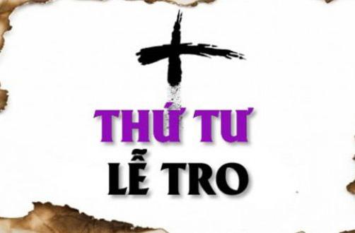 Thứ Tư Lễ Tro