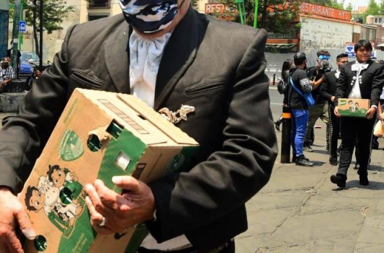 Ngân hàng lương thực Tổng giáo phận Mêhicô giúp 100.000 người
