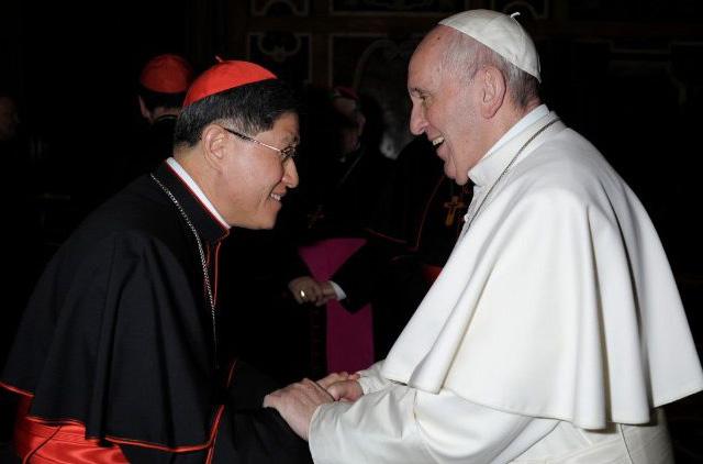ĐHY Tagle được nâng lên đẳng Hồng y giám mục