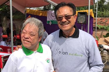 Caritas Bắc Ninh: Xe lăn tình thương – Wheelchair of Love