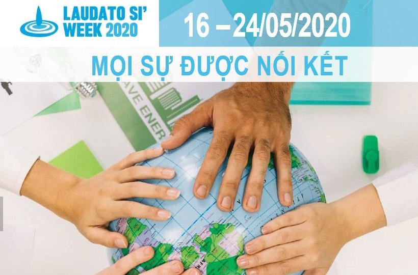 FABC: Hướng dẫn cầu nguyện trong Tuần Laudato Sí (16-24/05/2020)