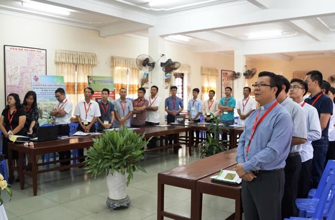 Tập huấn Bảo vệ Môi trường và Biến đổi Khí hậu giáo tỉnh Hà Nội Tại Hải Phòng