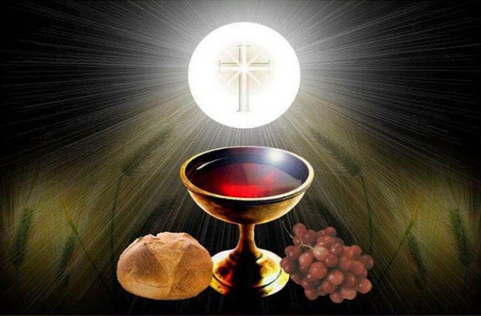 Lễ Mình Và Máu Thánh Chúa Kitô