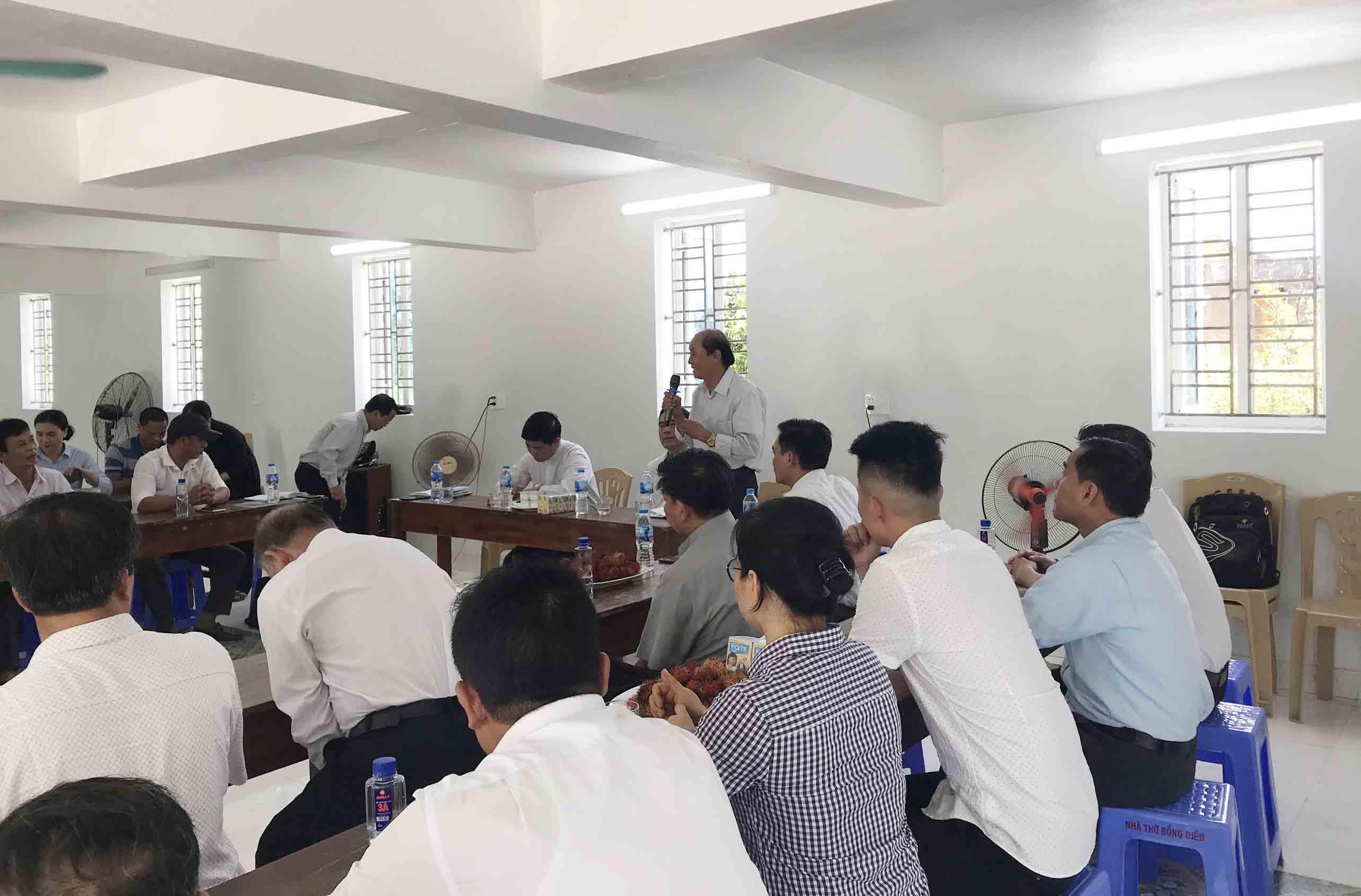 Caritas Thái Bình: Chương trình ''Tiếng Nói Người Trong Cuộc''