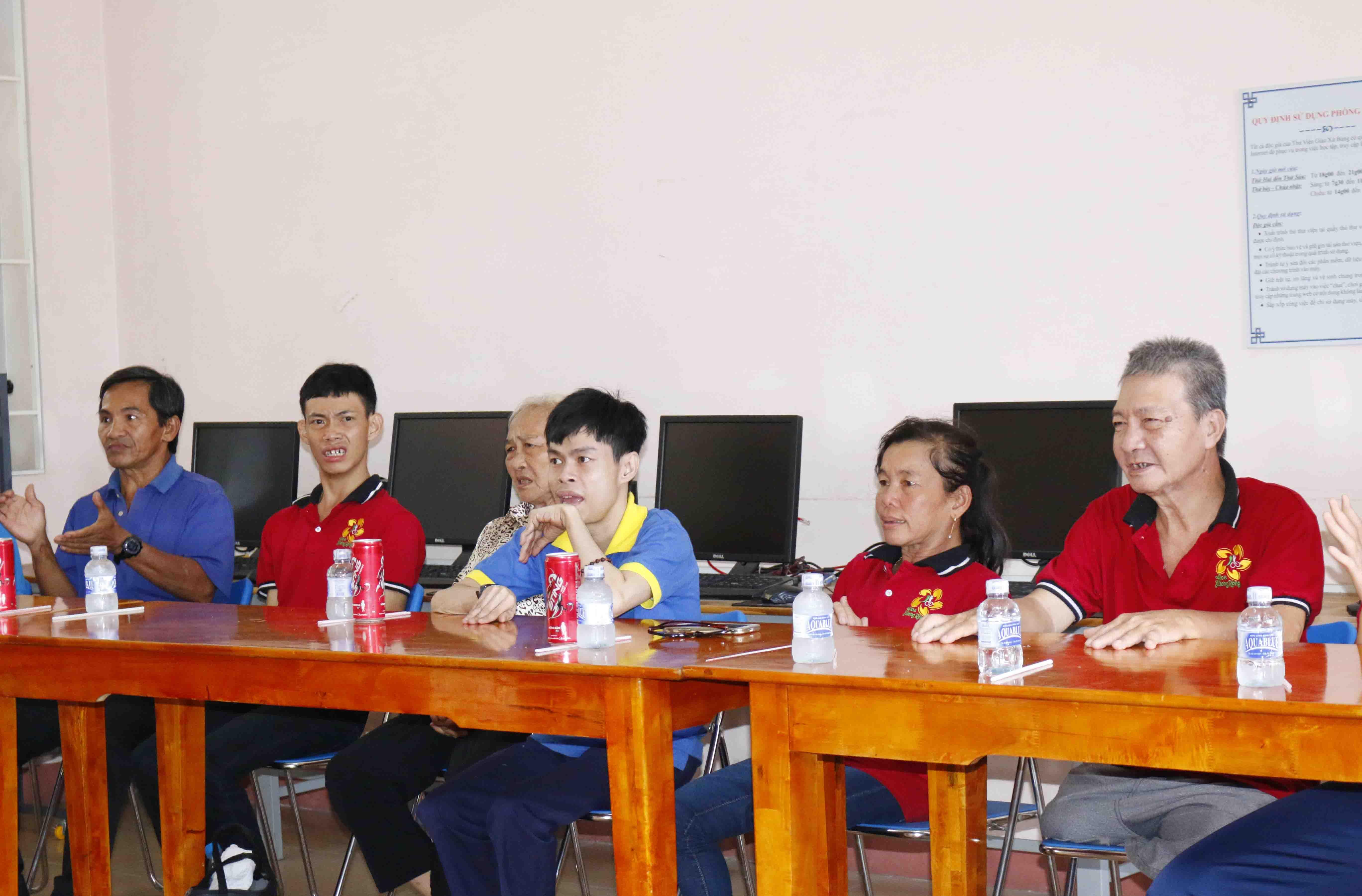 Caritas Phú Cường: Truyền thông phòng tránh buôn người cho Người khuyết tật