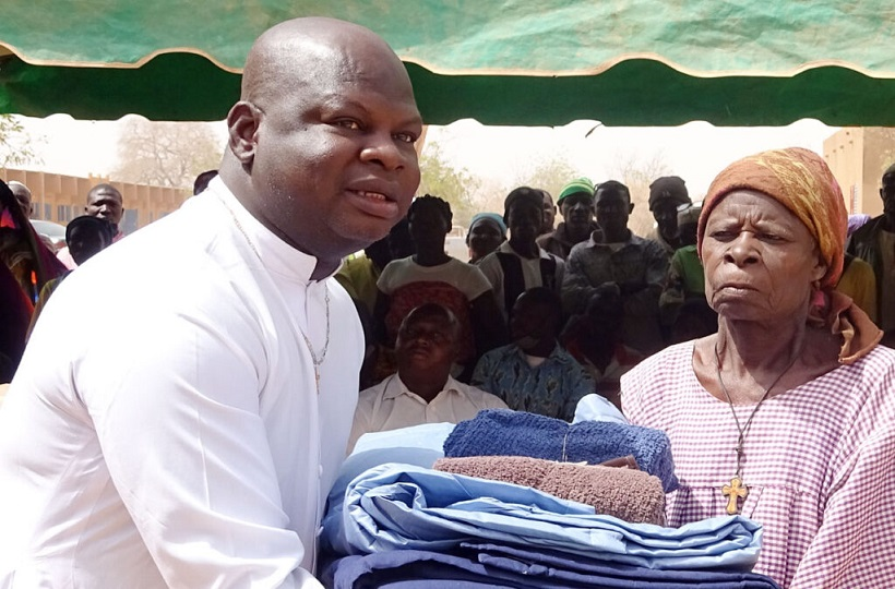 Caritas Phát Động Kêu Gọi Khẩn Cấp Đối Với Những Người Bị Bỏ Quên Ở Burkina Faso