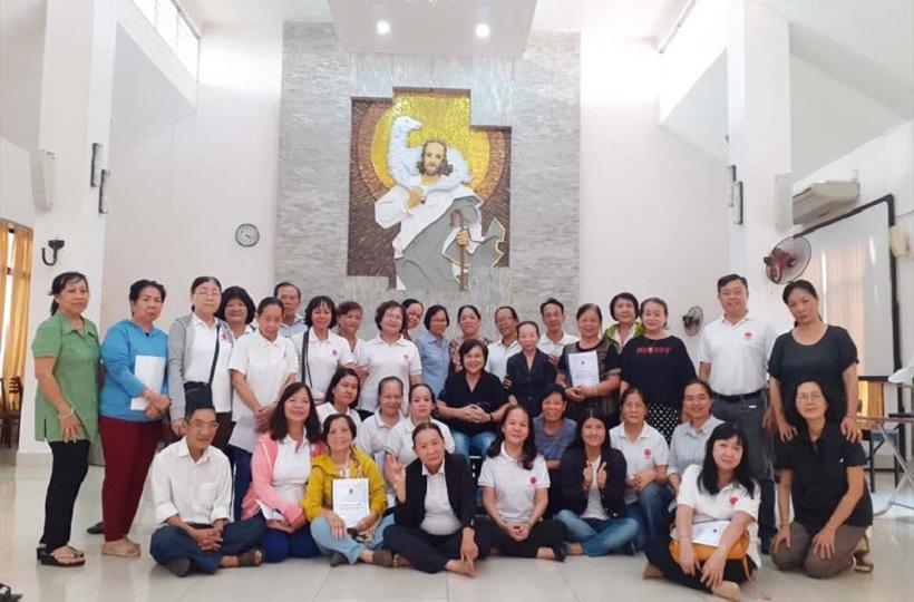 Caritas Sài Gòn: Tập Huấn Công Tác Xã Hội Với Người Khuyết Tật