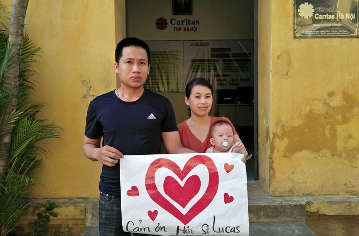 Caritas Hà Nội: Tháng Trái Tim Đến Với Những Trái Tim