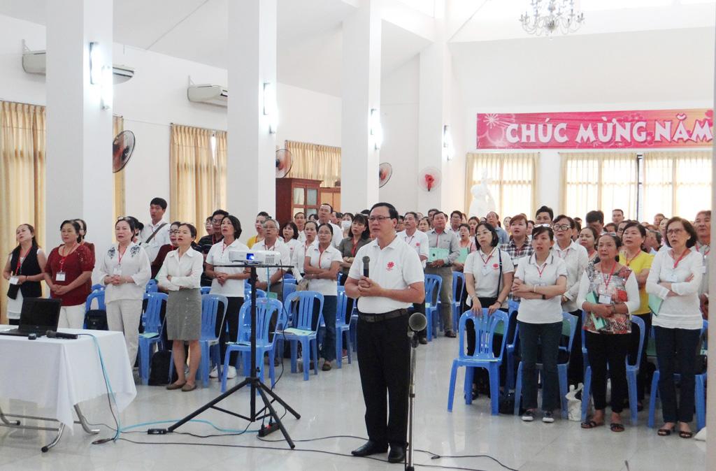 Caritas Sài Gòn: Tập huấn cơ bản Linh đạo Caritas và công tác Bác ái Xã hội Thực hành