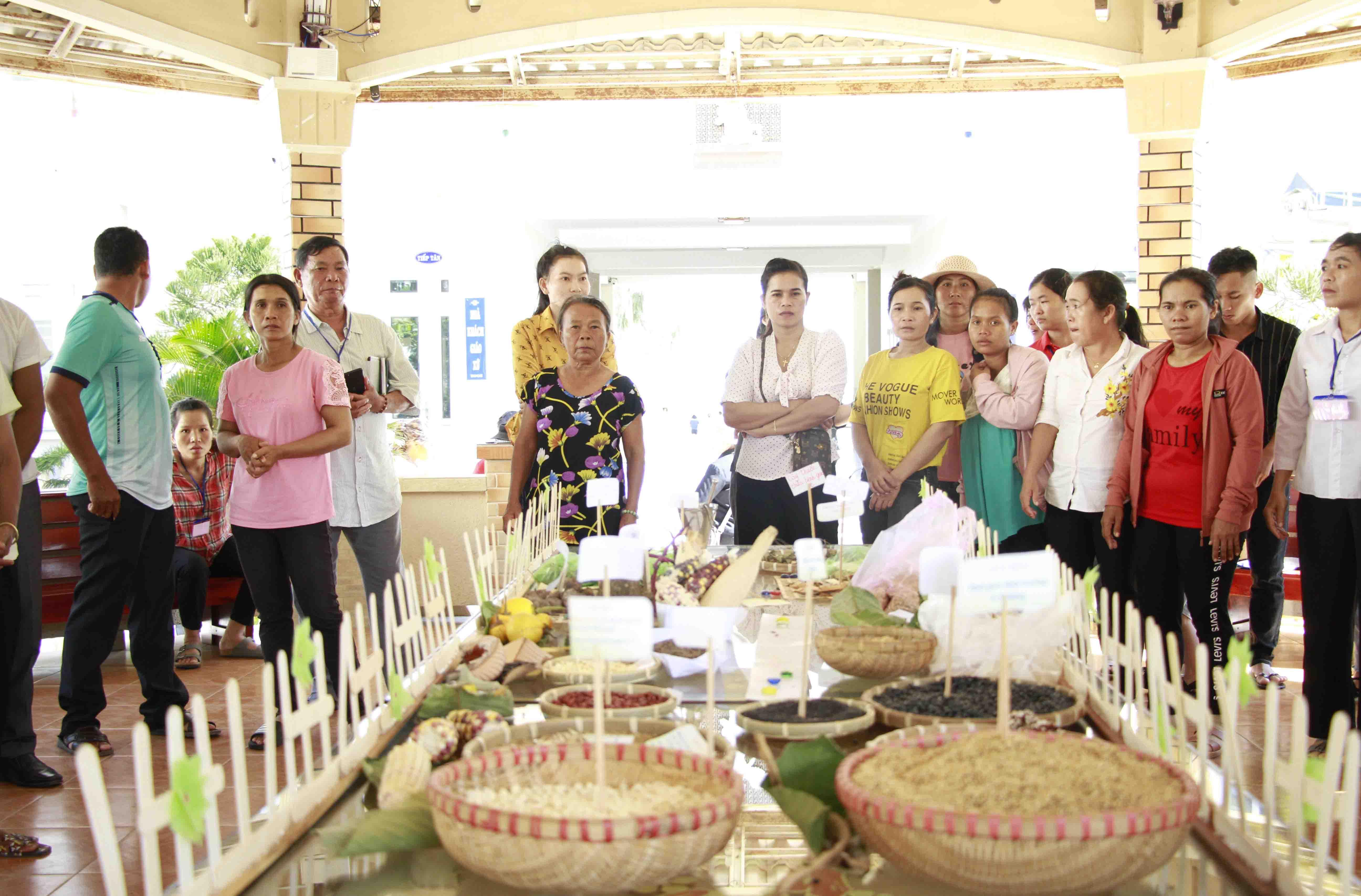Caritas Phan Thiết: Tổng kết Dự án ''Phát Triển Tự Dân'' sau hai năm thực hiện