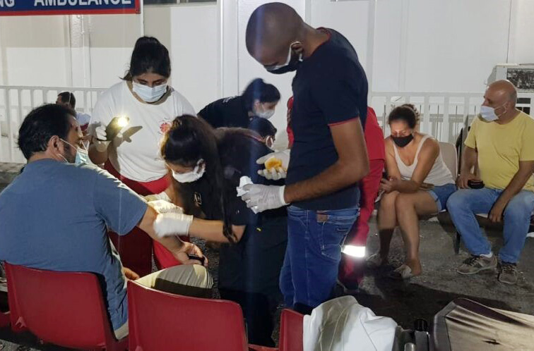 Vụ Nổ ở Beirut: Caritas Phát Động Kế Hoạch Khẩn Cấp
