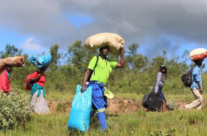 Tình liên đới của ĐTC dành cho những người đói khổ ở Zambia