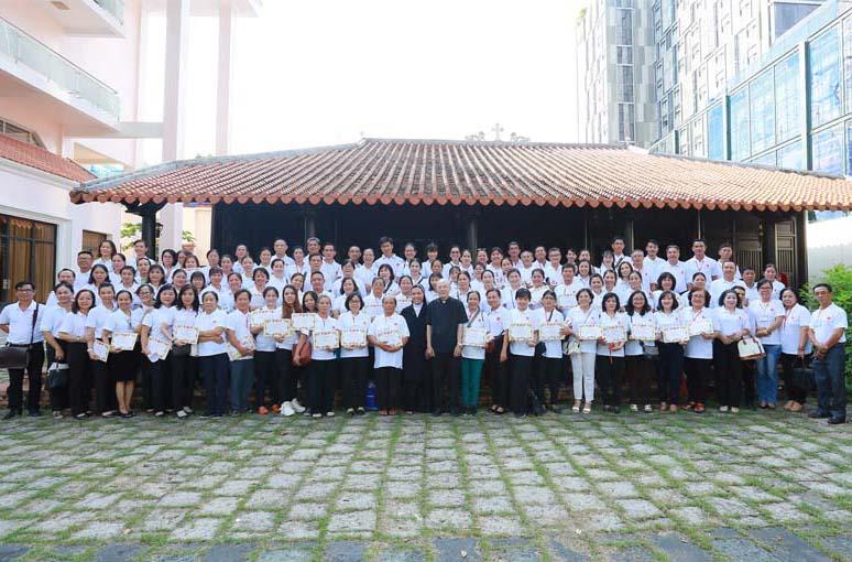Caritas Sài Gòn: Hành trang yêu thương nào ta lên đường