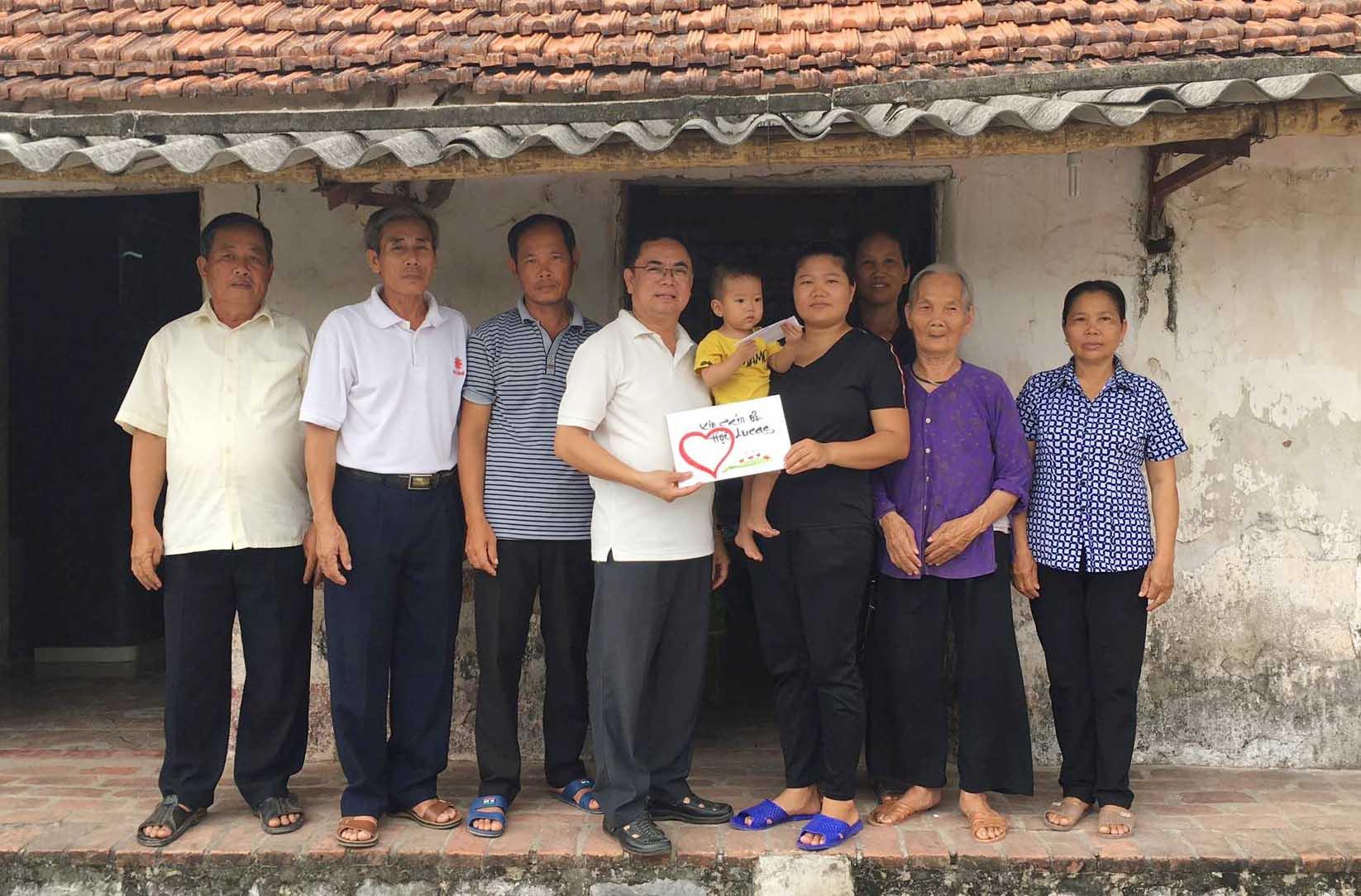 Caritas Bùi Chu: Sức Mạnh Yêu Thương Từ Trái Tim