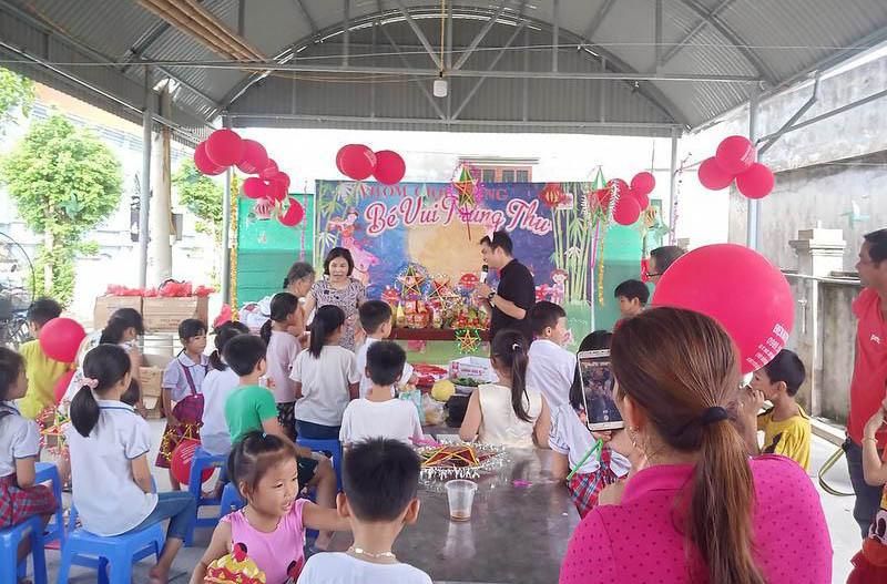 Caritas Hà Nội: Vầng trăng yêu thương