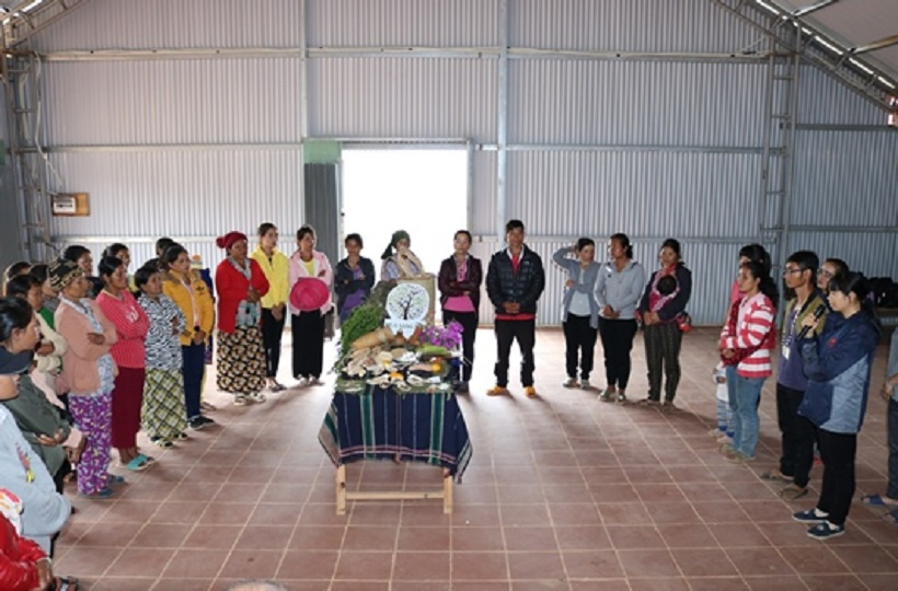 Caritas Đà Lạt: Phát huy kiến thức bản địa trong chủ quyền lương thực