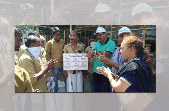 Caritas Ấn Độ nhận giải thưởng tổ chức phi chính phủ tốt nhất năm 2020 về y tế sức khỏe